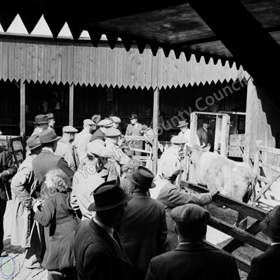 Boroughbridge, Cattle Market
